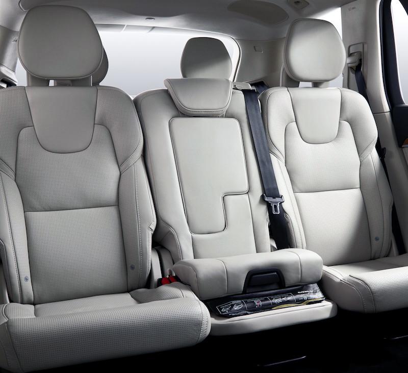 Volvo Xc90 Suv Sets A High Mark For 21st Technology Ebay Motors Blog