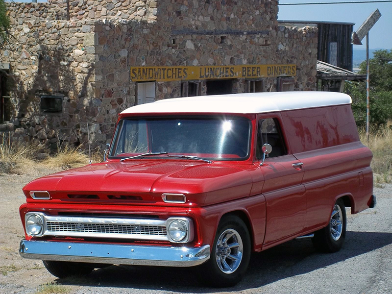 Using a Classic Delivery Truck to Build Your Business | eBay ...