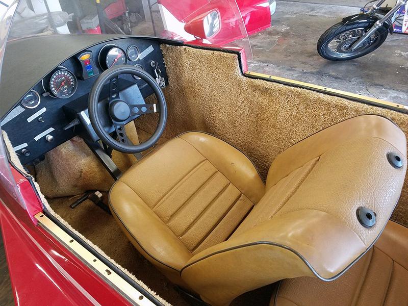 Bede Car 5 800