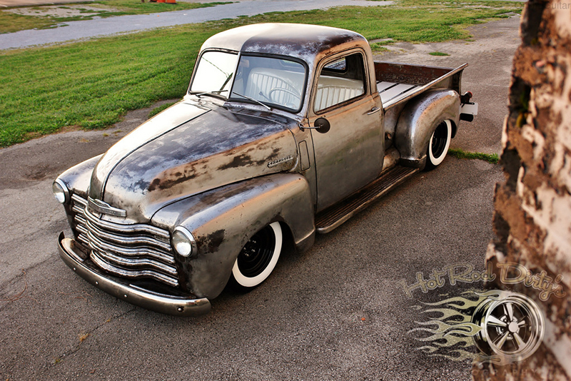 if the splotchy look doesnu0027t do it for you how about taking it all the way down to bare metal weu0027ve featured amazing patina hot rods on the ebaymotors