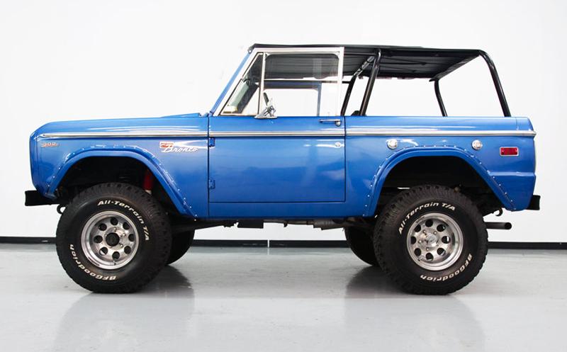 Confirmation of New Bronco Stirs Interest in Vintage Models  eBay