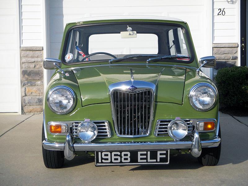 1968 Riley Elf Is a Longer Upscale Classic Mini | eBay Motors Blog