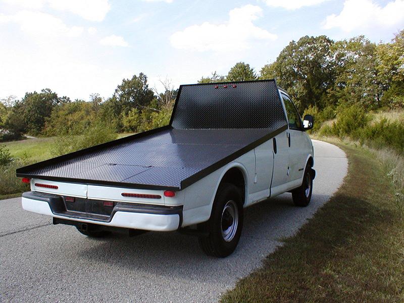 Missouri Man Creates Vehicular Art Out of Cargo Vans   eBay Motors Blog