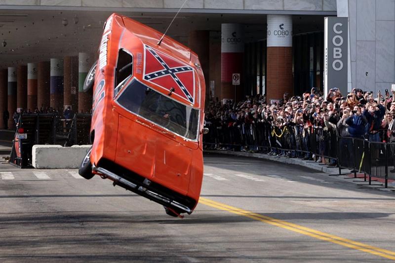 Dukes Of Hazzard Movie Cars Crashed
